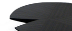 EBONY-PADMA-TABLE by Yothaka International Co., Ltd.