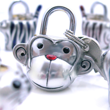 Animal Key Lock